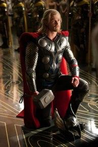 Chris Hemsworth em THOR da Paramount Pictures e Marvel Studios