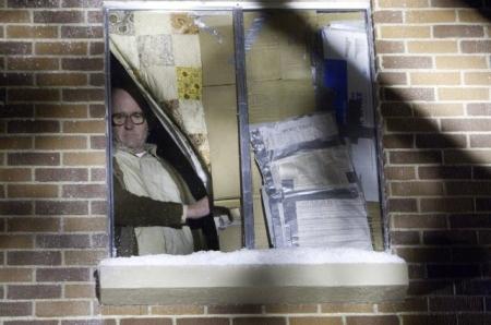 Richard Jenkins em DEIXE-ME ENTRAR (LET ME IN), Hammer